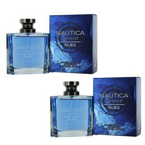 Elektra: 2 perfumes nautica n83 por 649
