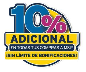 Buen Fin 2020 en Citibanamex: 10% de bonificación comprando a MSI (aplica Amazon y más)