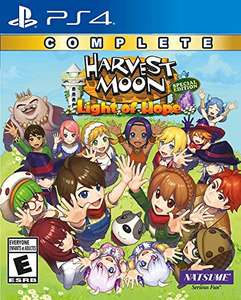 Amazon: Harvest Moon: Light of Hope - Complete Edition - PlayStation 4