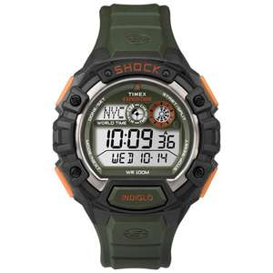 Amazon: Reloj Timex Expedition World Shock