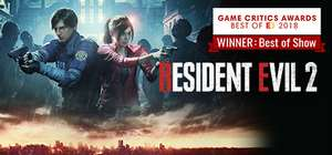 Steam Argentina | Resident Evil 2 Remake | Deluxe Edition