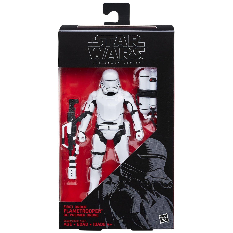 Amazon Mx: Star Wars Black Series First Order Flametrooper de  6 pulgadas