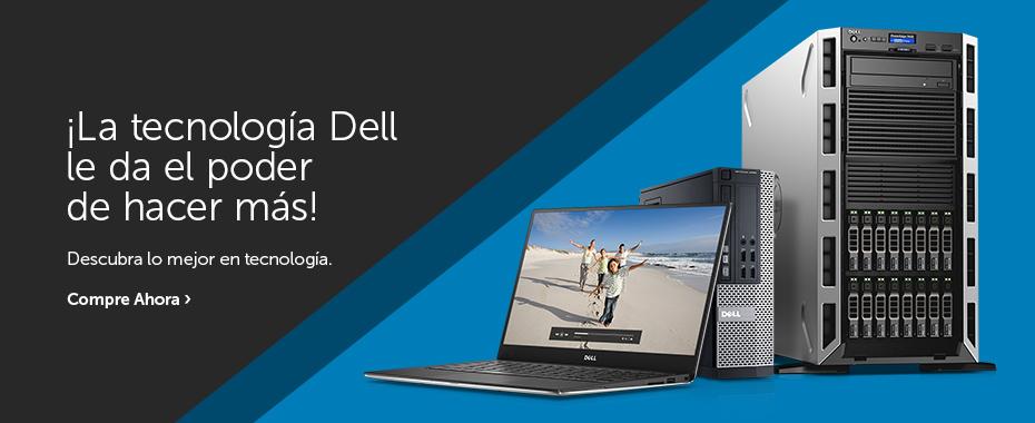 Dell en línea: cupón del 17% de descuento computadoras Inspiron, Alienware y XPS