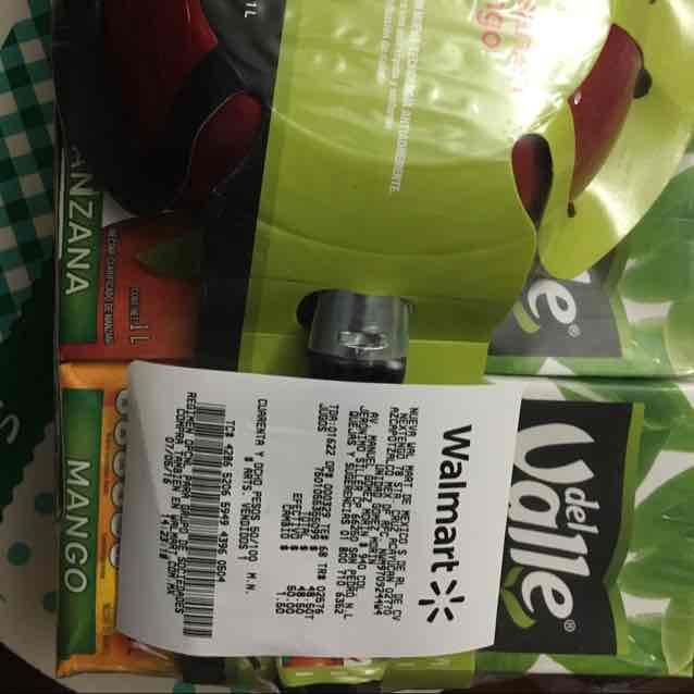 Walmart: 3 jugos del valle 1L con una sartén gratis por $48.50