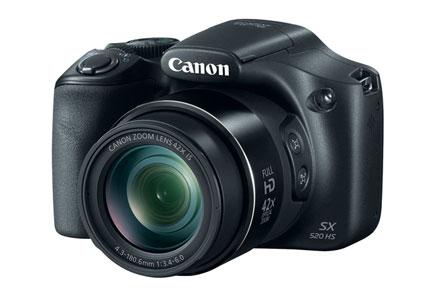 Tienda Canon en línea: Powershot SX520HS Reacondicionada