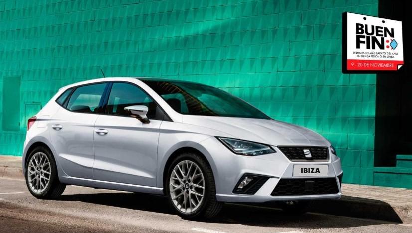 Buen Fin 2020: SEAT Ibiza Style 2020 en $279,900