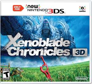 Amazon MX: Xenoblade Chronicles para 3DS a $499