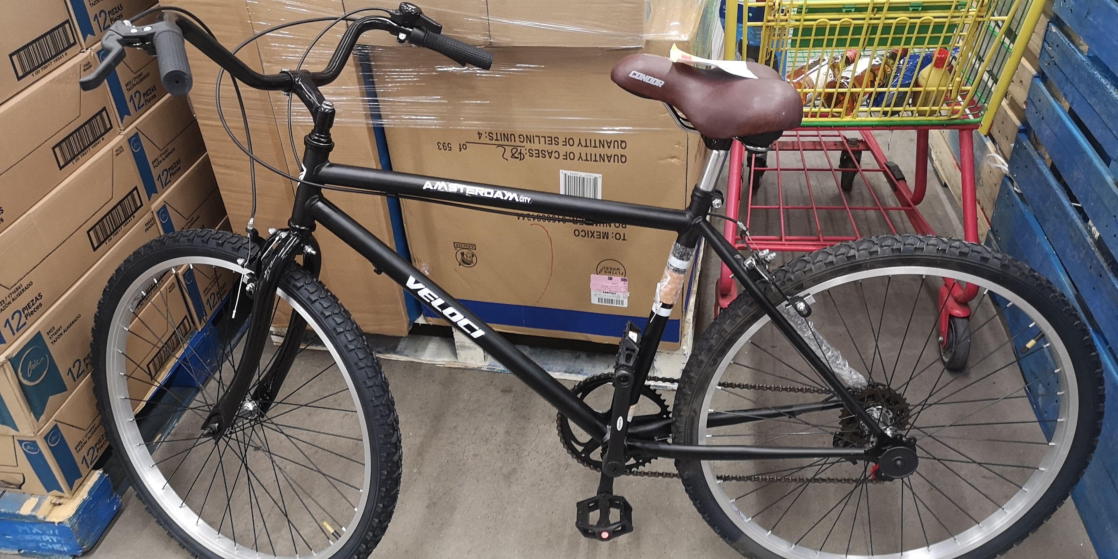 Bodega Aurrera bicicleta Ámsterdam rin 26 $999.02