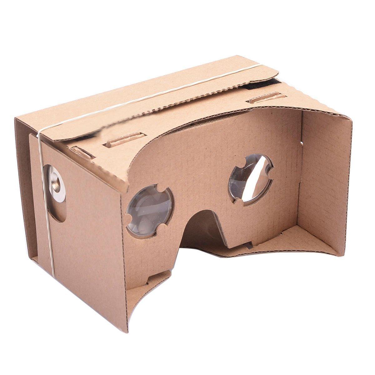 Amazon: Binoculares realidad virtual carton