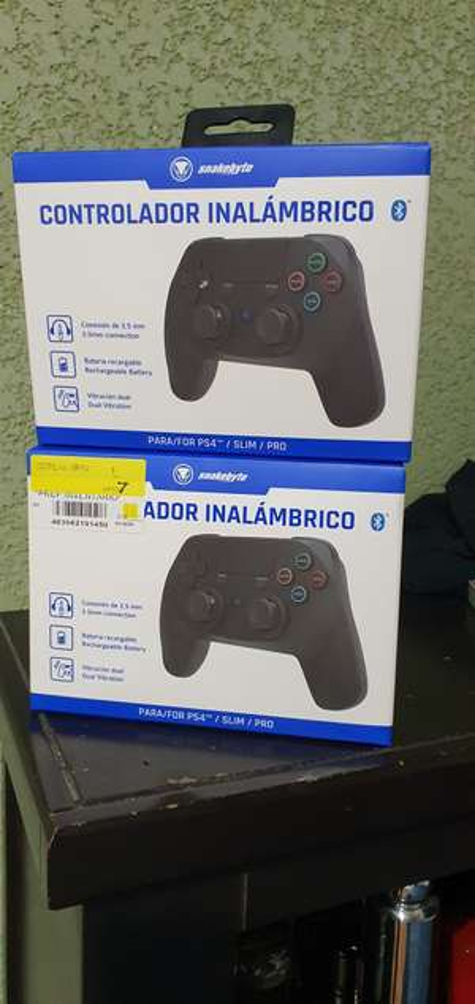 Control generico Ps4 Walmart