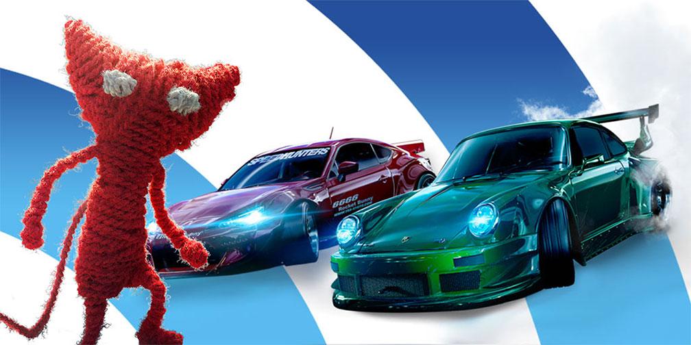 EA Access Need for Speed and Unravel en la Bovéda a partir de Julio 12 y Plantas vs Zombies 2 Garden Warfare 2 en Agosto 30