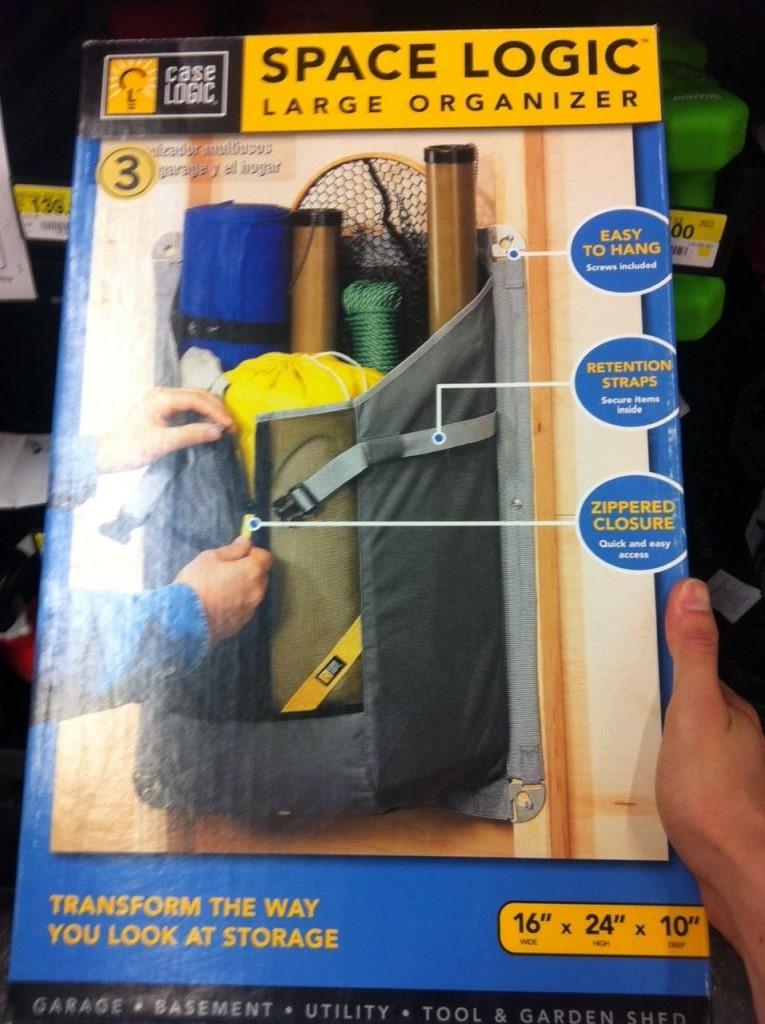 Walmart Macroplaza PV: Organizador multiusos a $35.01