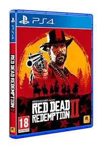 Amazon: Red Dead Redemption 2 PS4