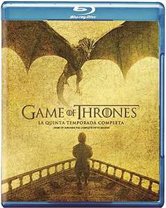 Amazon: Game of Thrones Temporada 5 [Blu-ray]