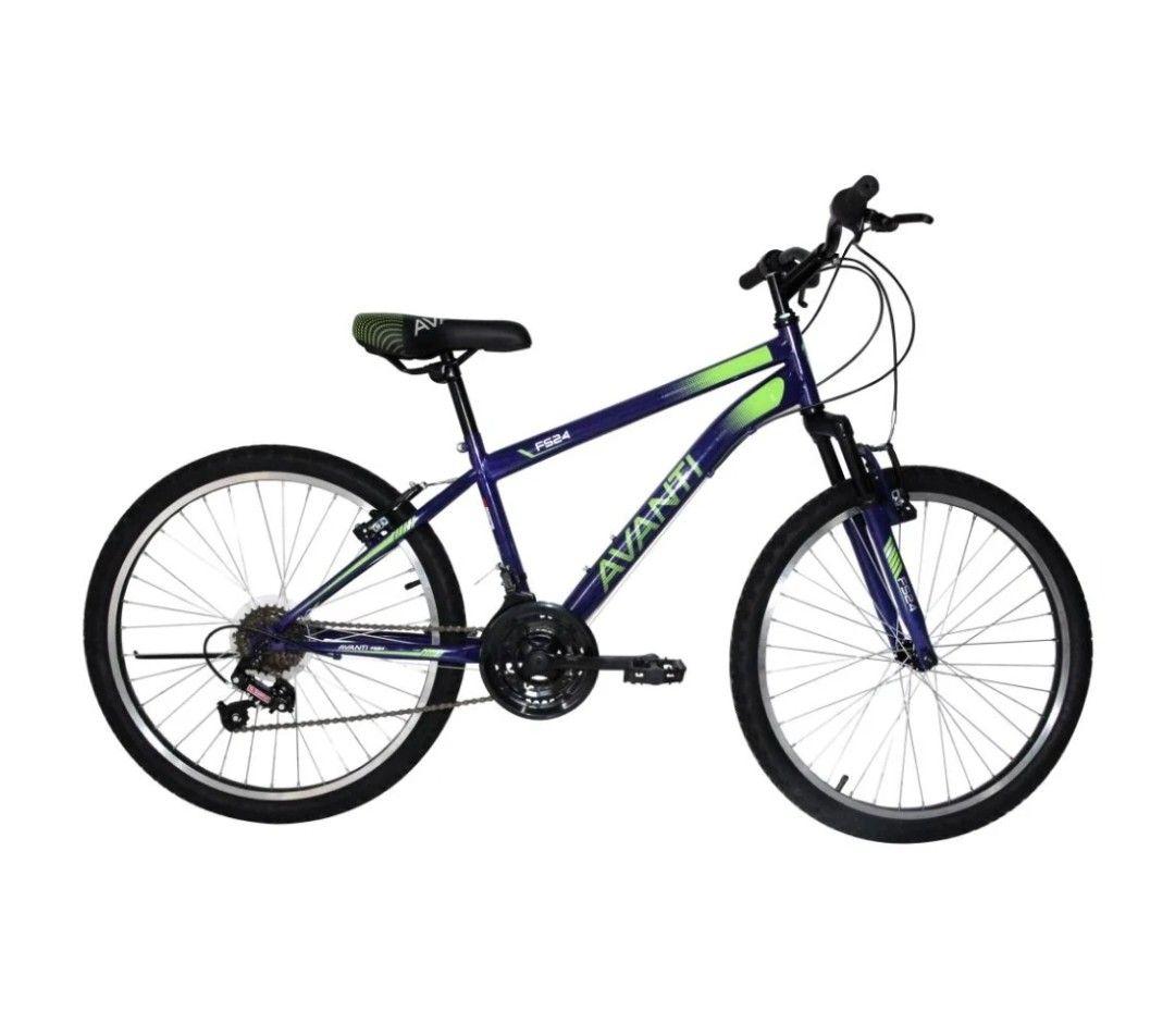 Walmart - Bicicleta R24 Avanti
