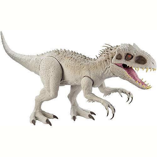 Amazon:Jurassic World Indominus Rex super colosal