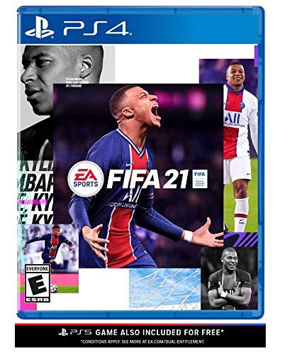 Amazon: FIFA 21 para Nintendo Switch / PS4 / PS5