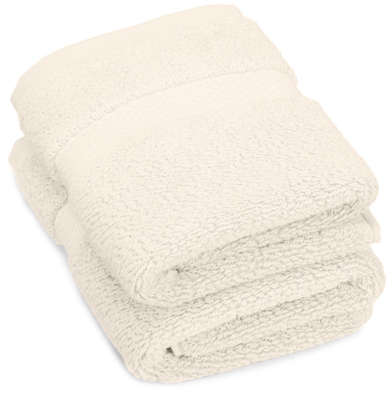 Amazon: Toallas de baño pequeñas 100% algodón a $20