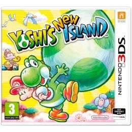 Sears: Yoshis New Island para 3Ds a $249
