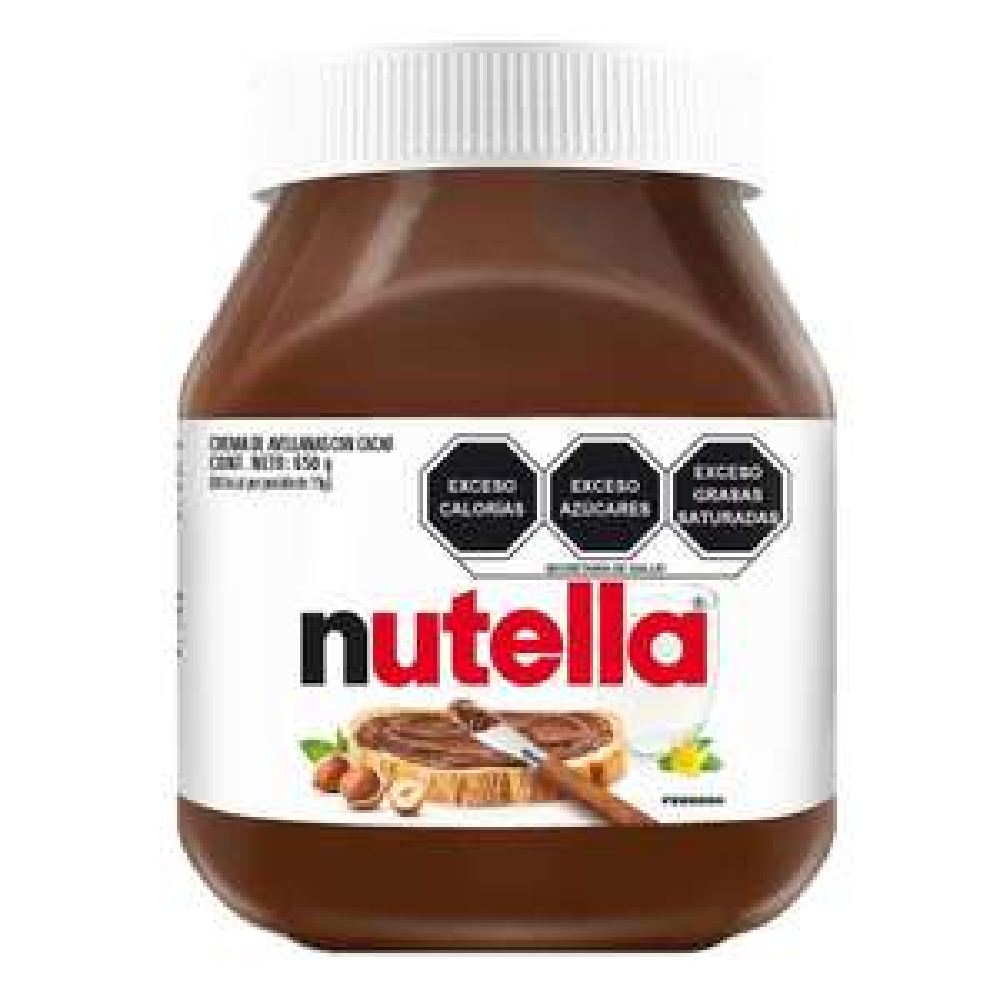Jüsto: Nutella 650g