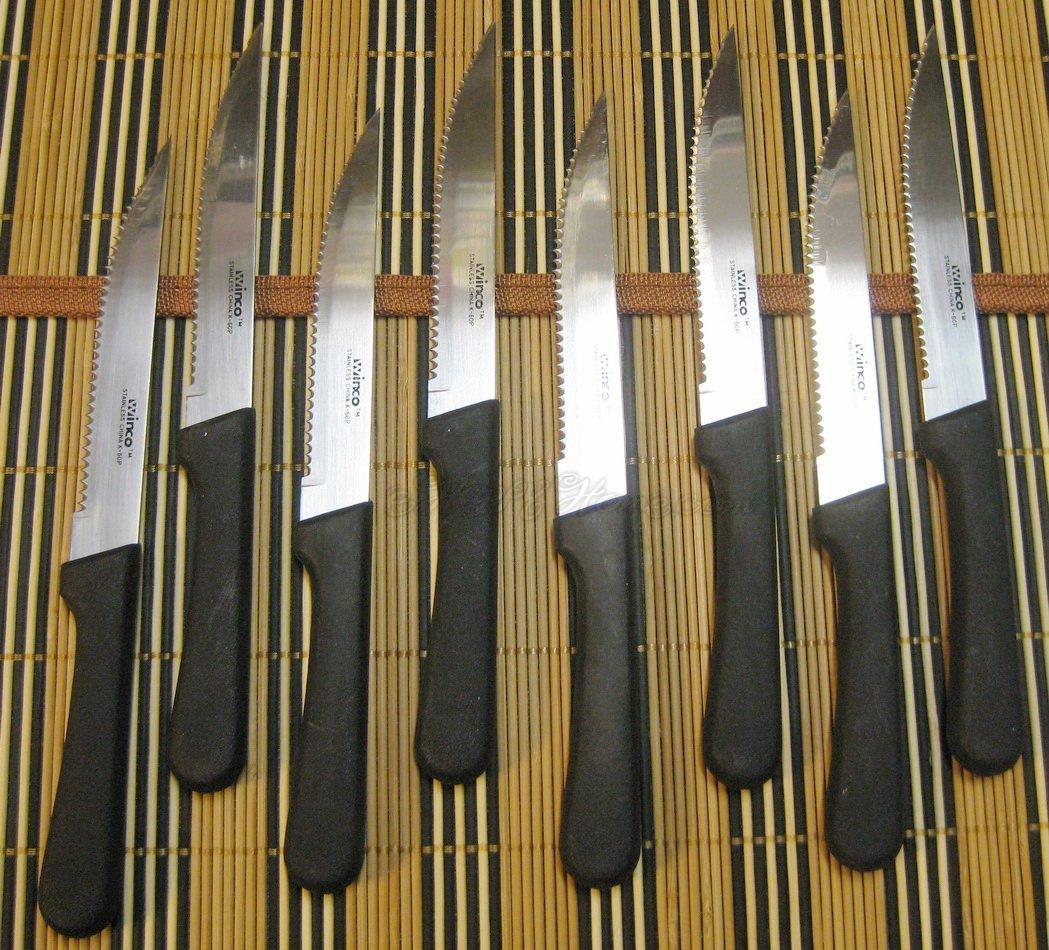 Amazon: Set 12 Cuchillos Winco a $118