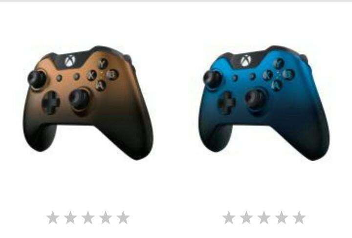 Walmart en linea: Control Inalámbrico Xbox One Copper Shadow
