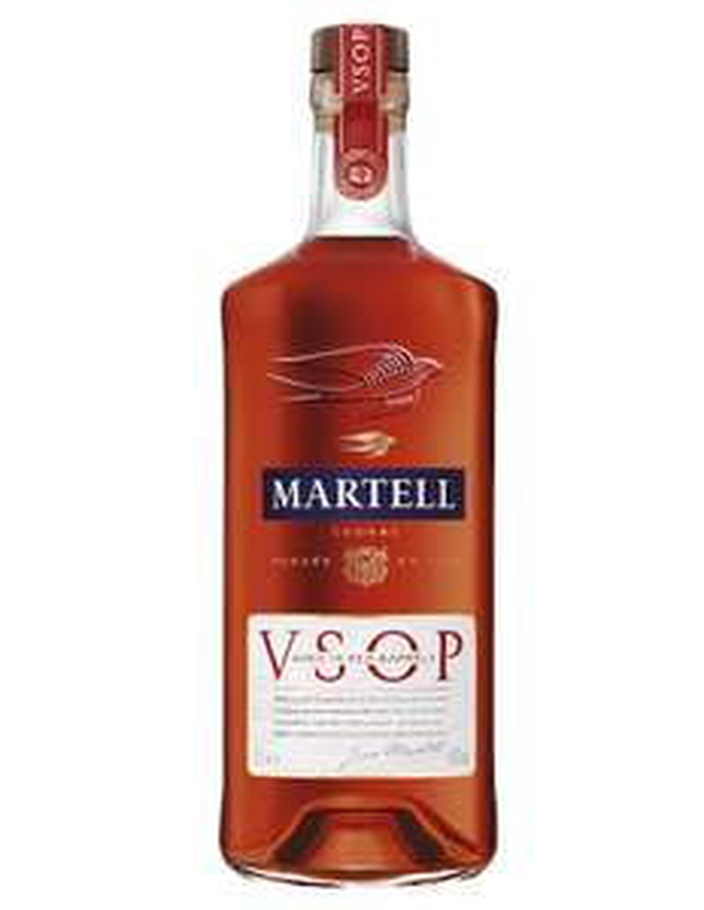 Liverpool: Cogñac Martell VSOP 700 ml