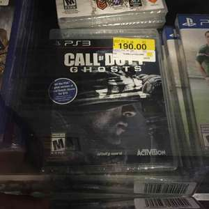 Bodega Aurrerá Plaza Dorada Puebla: Call of Duty: Ghosts