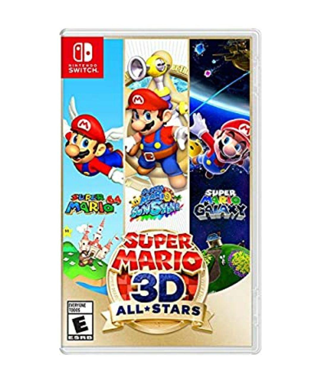 Amazon: Super Mario 3D All Stars - Nintendo Switch