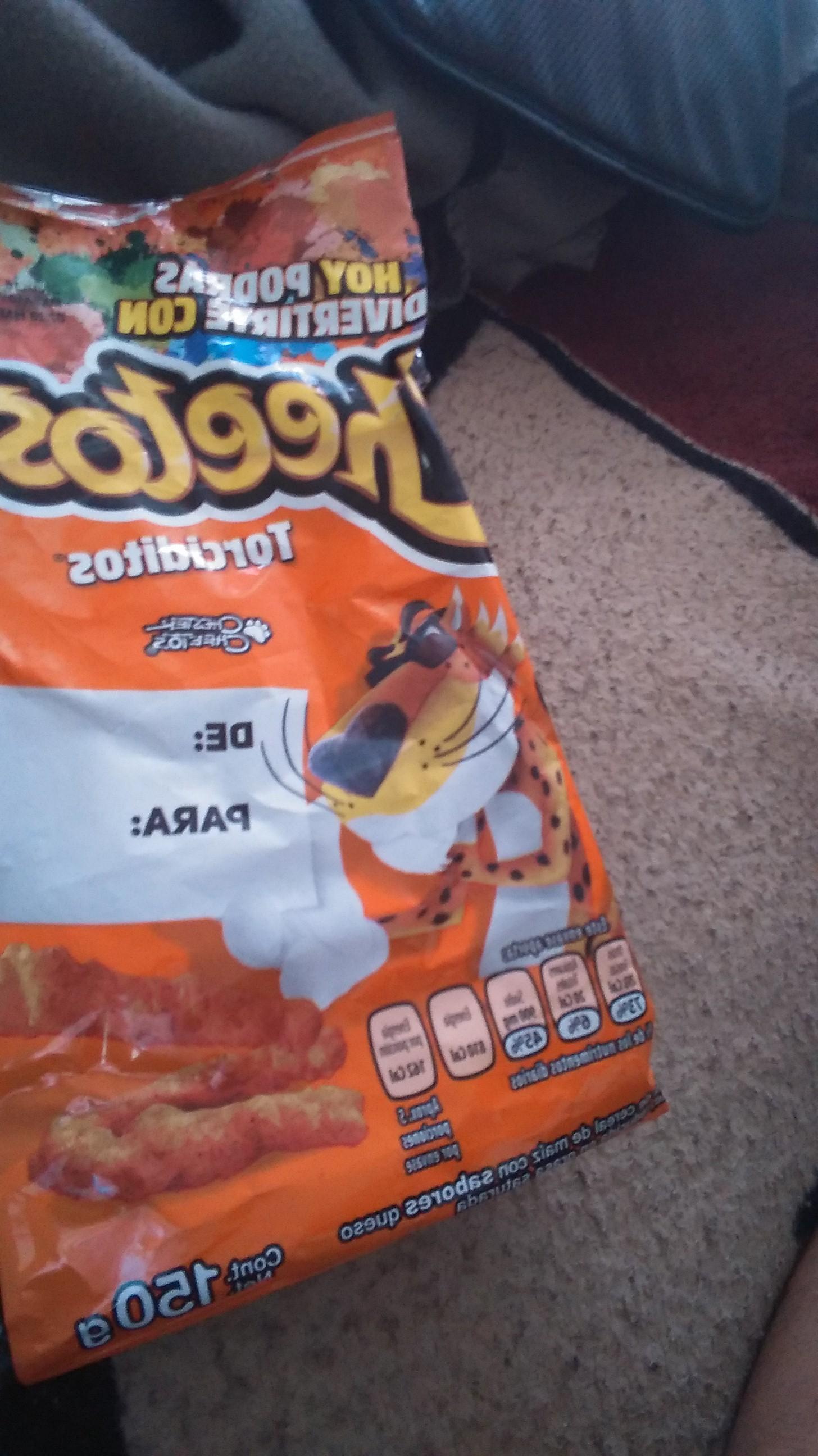 Walmart: Cheetos 150g a $10.95