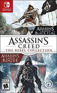 Amazon: Assassin's Creed: The Rebel Collection - Nintendo Switch - Bundle Edition Nintendo Switch