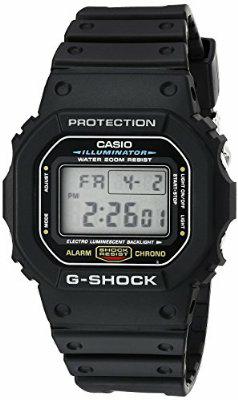 Amazon: reloj digital Casio G-Shock DW-5600E-1VX