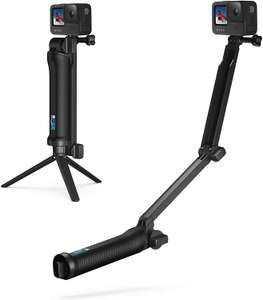 Amazon: GoPro 3-Way Grip, Trípode (GoPro Official Mount)