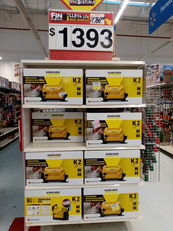 Walmart: Hidrolavadora - Karcher K2