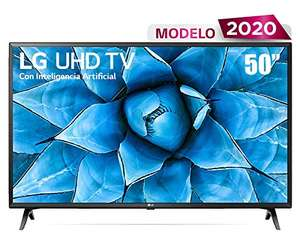 "Amazon: LG UHD TV AI ThinQ 4K 50"" 50UN7300PUC"