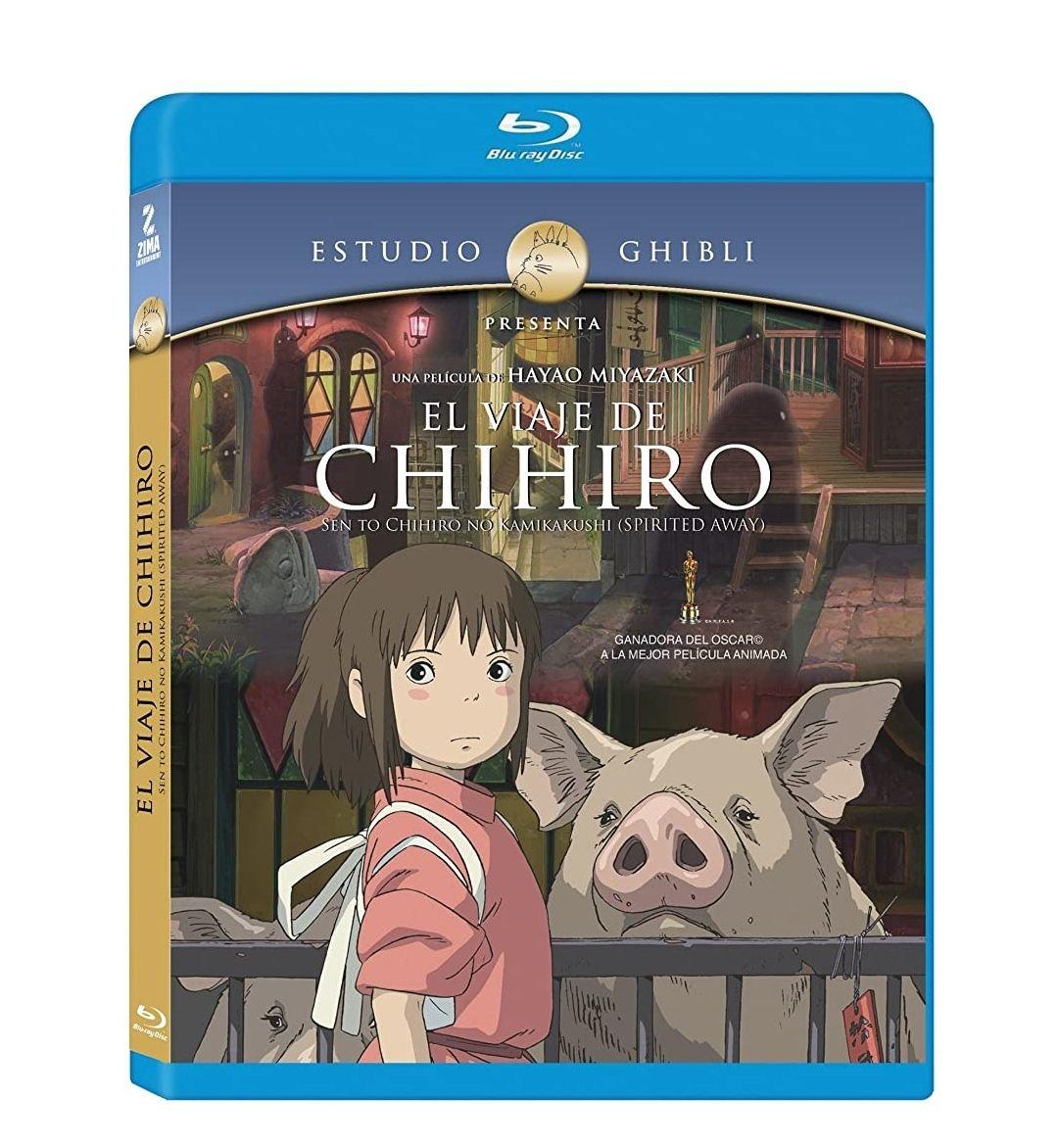 Amazon: El Viaje de Chihiro