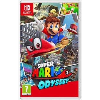 LINIO: Super Mario Odyssey pagando con UALÁ