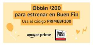 Regalo de 200 pesos para Amazon prime