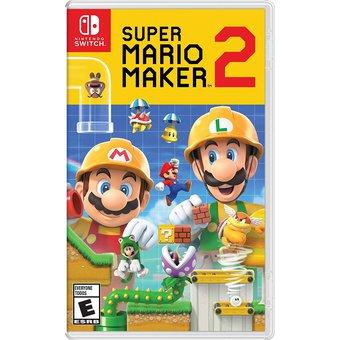 Linio: Super Mario Maker 2 (Scotiabank)