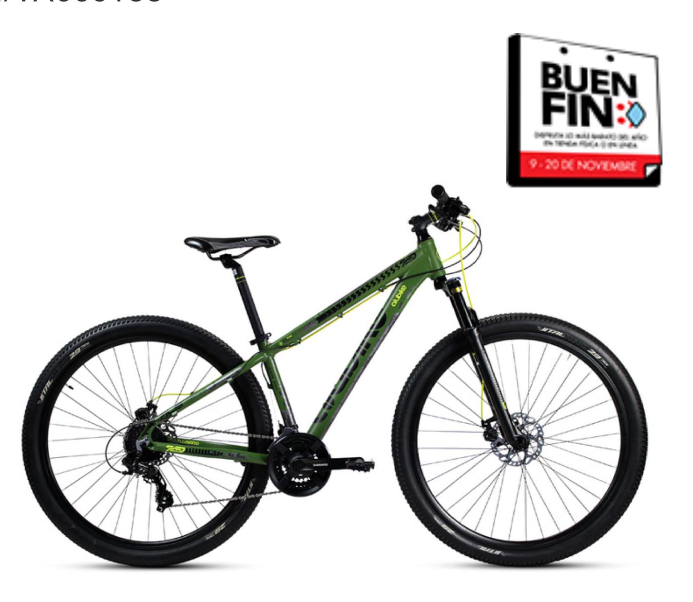 Costco: Bicicleta de Montaña R29, Alubike Slite ( 15% de bonificación con Banamex Costco)