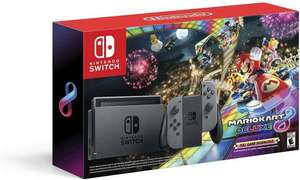 HEB:Nintendo Consola Switch Neon Red And Blue + Mario Kart 8 (Citibanamex)