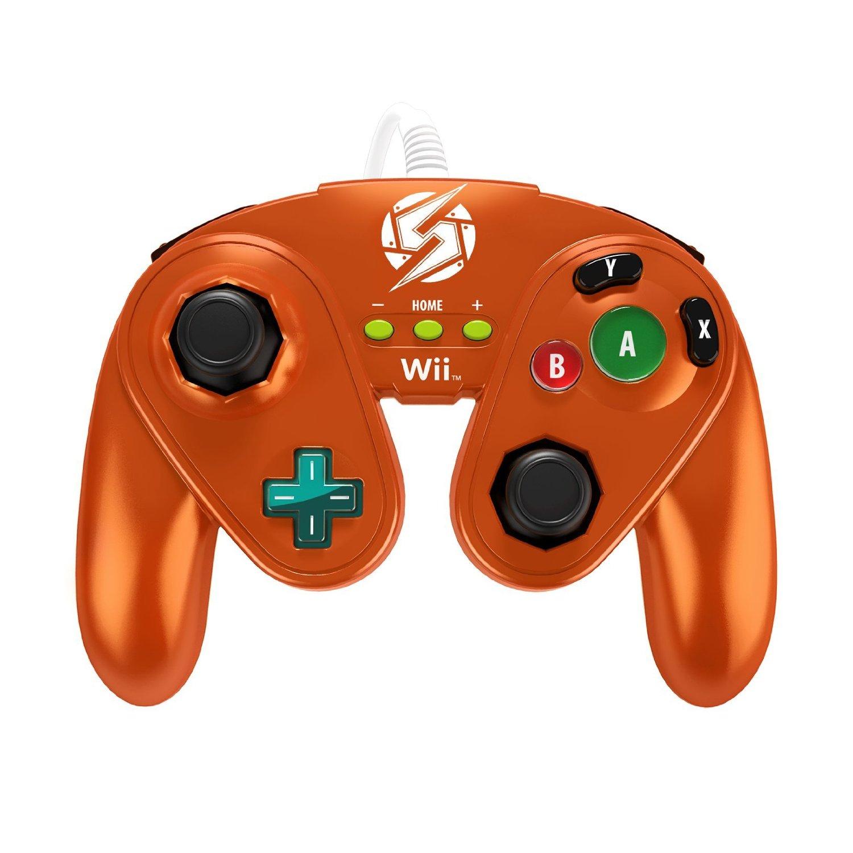 Amazon: Control Edición Especial - Samus - Wii/Wii U a $229