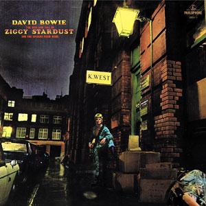 Mixup: David Bowie Ziggy Stardust LP