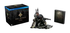 Amazon aniversario: The Order 1886 PS4 Collector's Limited Edition