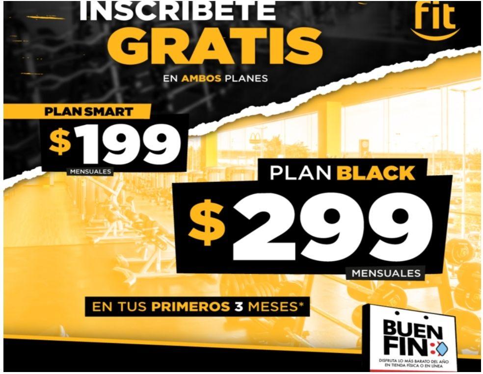 Smartfit - inscripción Gratis + 3 meses de descuento en plan Smart o plan Black