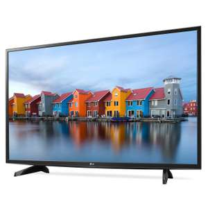 "Amazon aniversario: Smart TV LG 43"" 43LH5700 $5,524 con AMEX, $5,849 con Banorte"