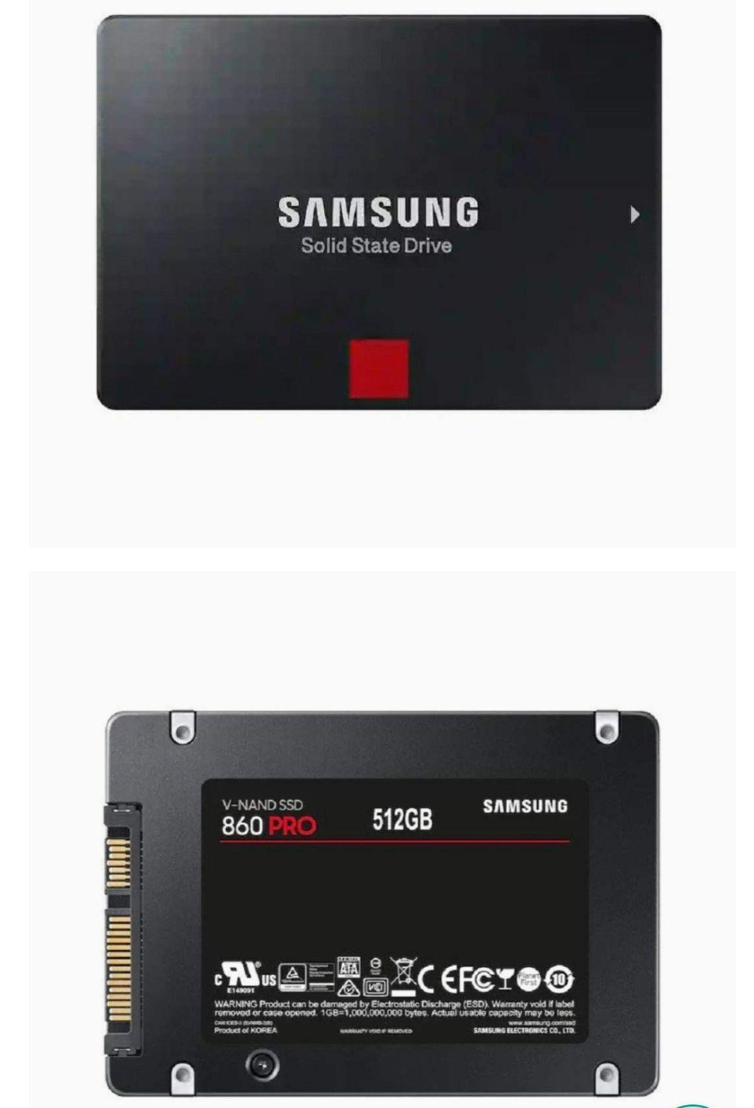 Amazon: Samsung SSD PRO 512 GB