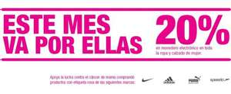 Innova Sport: 20% en monedero electrónico en ropa y calzado de mujer