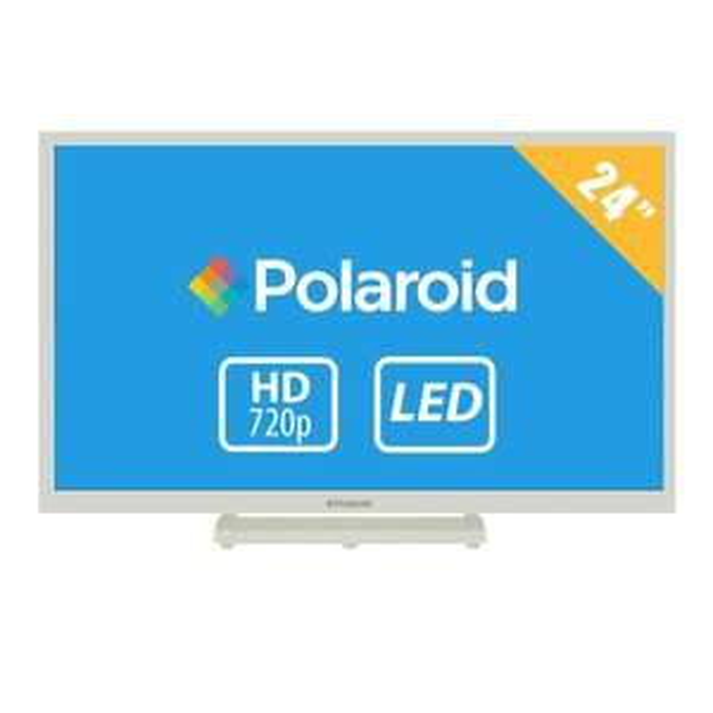 "Walmart: Televisión Polaroid 24"" HD Led"