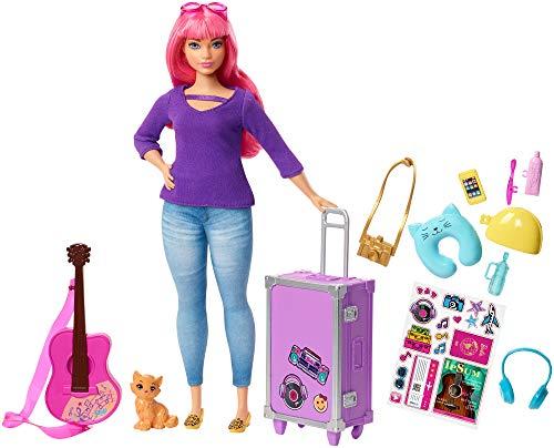 Amazon Barbie muñeca Explora y Descubre Daisy